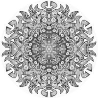 Mandala 13 by Mandala-Jim