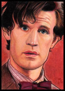 The Eleventh Doctor 4 PSC by MJasonReed