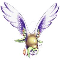 Type Collab Grass - Normal Dartrix