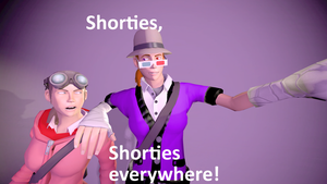 Shorties by 3D-Chocoholic-Izzy