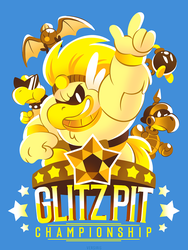 GLITZ PIT (Version 2) by Versiris