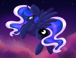 Evening Flight by xElectroBeats