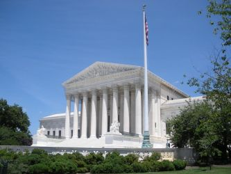 United States Supreme Court Building by rlkitterman