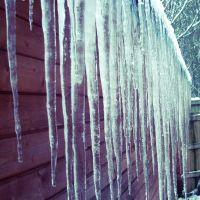 Icicles by Rubes101