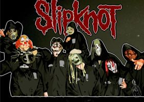 SlipKnoT (50th Deviation!) by ARandomUserl-l
