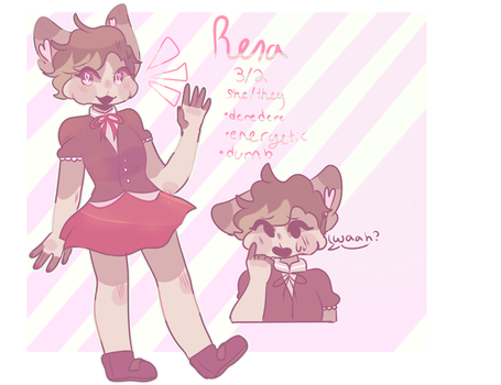 rena dating sim ref by coughii