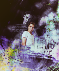 Dominic Sherwood Blend by The-Memories