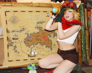 Teemo The Swift Scout Cosplay - League of Legends by SailorMappy