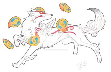 Ammy Weapons Series - Beads by CaptainMorwen