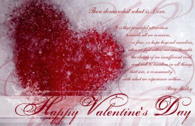 Valentine's Day by bled