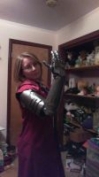 Edward Elric Automail- Work in Progress by TheEvilestTeddy