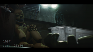 [SFM FNAF] The Lost Days of Glory by SkyProductions12