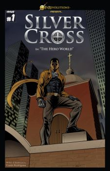 Silver Cross Poster by FxRevolutions