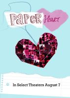 Paper Heart Poster Contest by shukyy