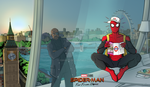 Spider-Man Far From Home by Ismar33