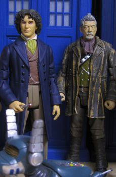 New Arrivals For My Collection by Police-Box-Traveler