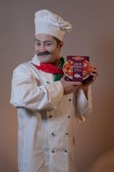 Italian Chef by atleberg