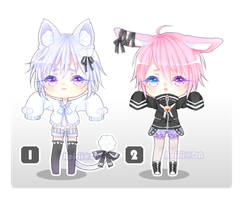 Auction Set 4 {CLOSED} by Reirii