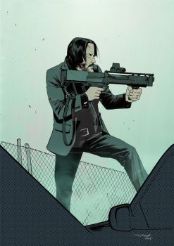 John Wick by JonasScharf