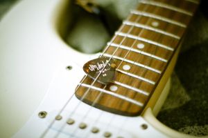 Guitar by Polaritypictures