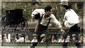 Salvatore Brothers Wallpaper by Alia-x