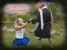 Nalu - Never give up by aomehigurashi258