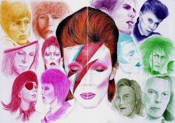 David Bowie is not dead. by A-Lack-of-Rainbows