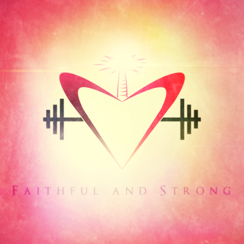 Faithful and Strong Charity Album Cover by Vexx3