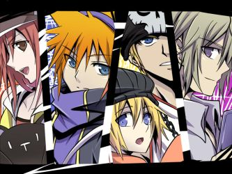-The World Ends with You- by meru-chan