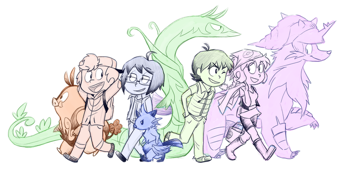 Brothers and Sisters by Zerochan923600