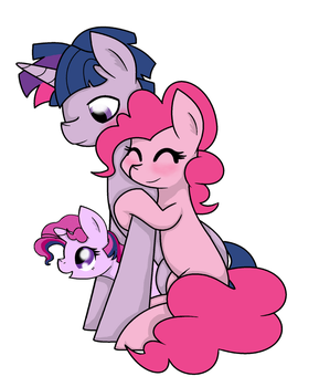 Duskpie Family by mississippikite