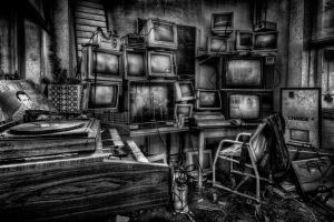 Televisions by Matthias-Haker