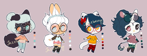 Adopts batch 2 !! 2/4 OPEN ((LOWERED PRICE)) by Jazzberryy