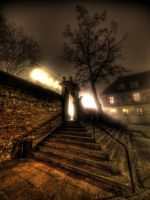 Foggy Cracow by kubica