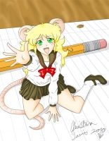 Mousey Millie by Chrisseh-chan