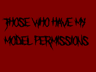 ~Permissions~ by FangirlPhantomhive