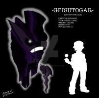 Become a Legend - Geisutogar by ForrestAnthony