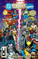 DC vs. Marvel / Marvel vs. DC #1 by englandhalifax