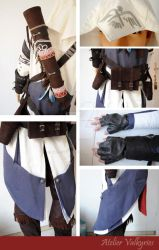 CONNOR KENWAY --- ASSISSIN'S CREED 3 part 2 by epi-corner