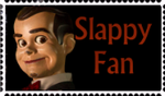 Slappy Fan  Stamp by DreemurrEdits87