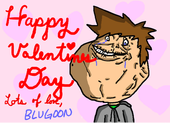 Happy Valentines Day 2013 by blugoon
