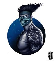 Shadow Jago - Killer Instinct by thegameworld