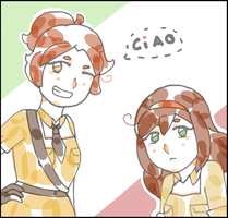 Ciao ~ by nyo-tastic