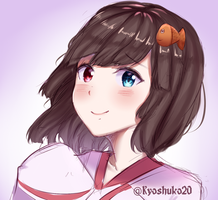 Drawing Gift @Redoesart by kyoshuko20