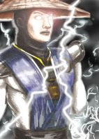 Lord Raiden by Bliss-Whitely