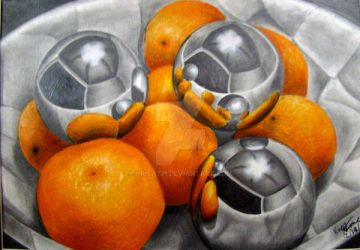 Would You Like a Clementine? V by krisa731
