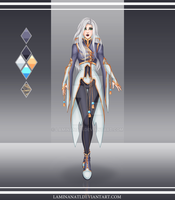 Adoptable Outfit Auction 73(closed) by LaminaNati