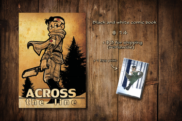TF2 -Across the line comic available- by BloodyArchimedes