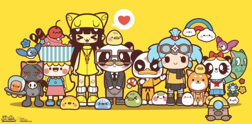 Yes We Are Kawaii by kepalakardus