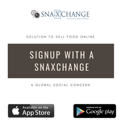 Food Waste Collection London by snaxchange